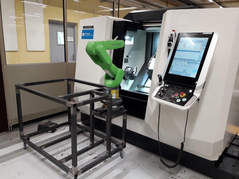 Tour CN robotise